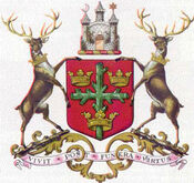 Nottingham city crest