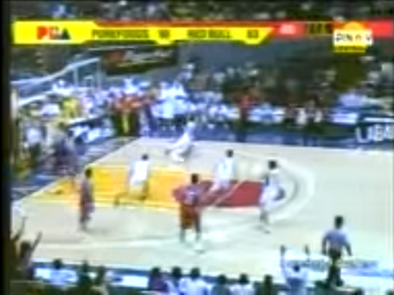 PBA on ABC scorebug 2005 2006
