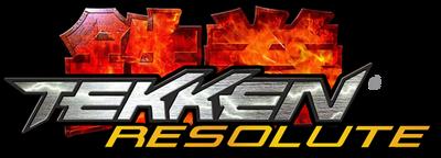 Tekken resolute logo
