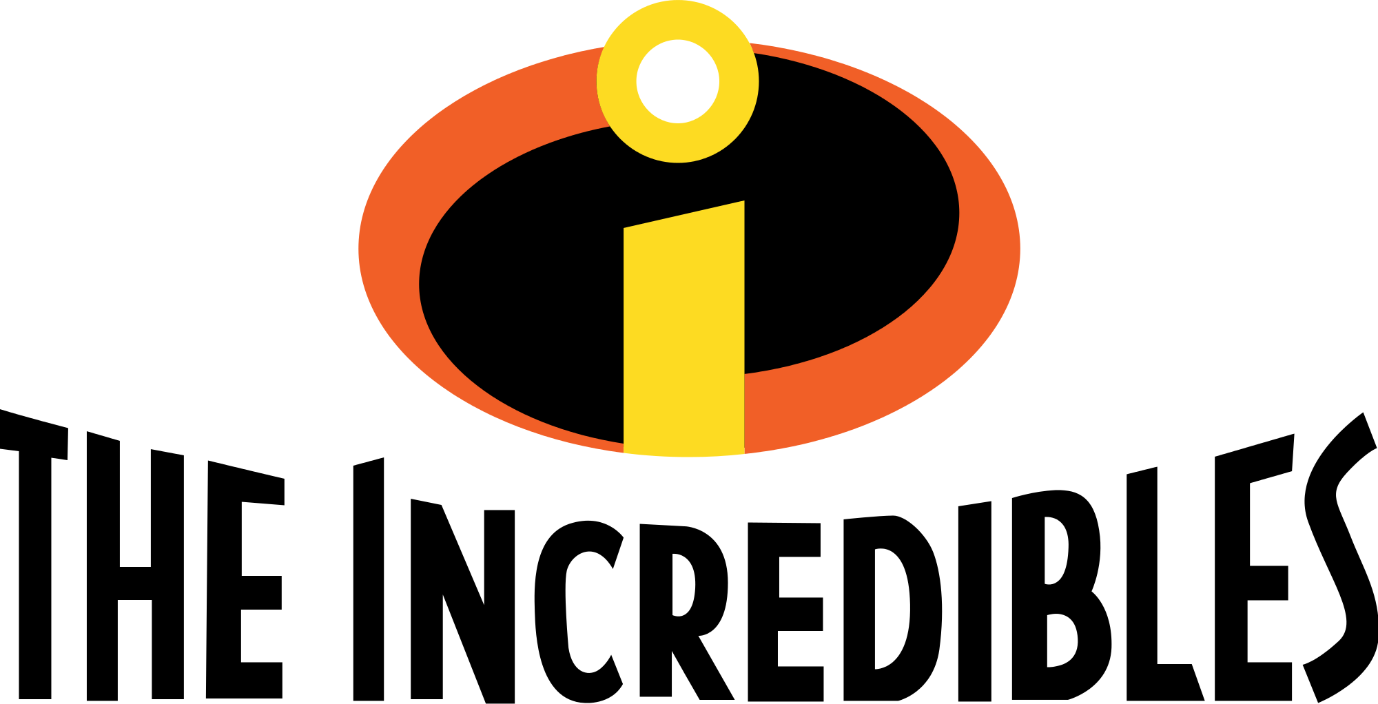 Image - The Incredibles Logo.png | Logopedia | FANDOM powered by Wikia