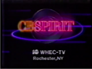 WHEC-TV CBSpirit Oh Yes 1987