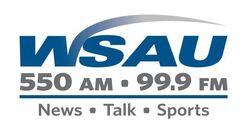 WSAU 550 AM 99.9 FM