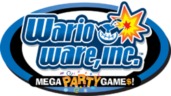 Warioware PartyGames