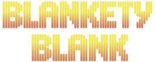 Blankety Blank logo 3