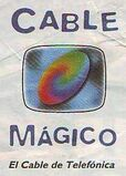 Cable Mágico slogan 1996