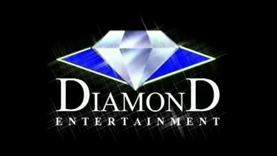 Diamond Entertainment Logo (with sparkles)