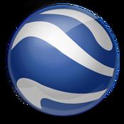 Google earth logo 2004