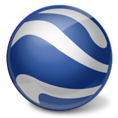 Google earth logo 2004