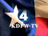 KDFW station ID - 1995