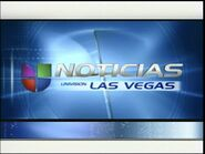 Kinc noticias univision las vegas bump-in package 2002