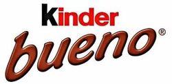Kinder Bueno logo