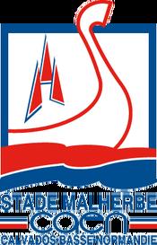 SM Caen logo (1989-2006)