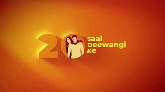 Sony Max 20 Years Image Spot
