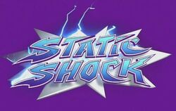 Static Shock (TV logo)