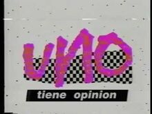 Uno tiene opinion
