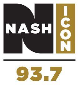 WJBC-FM 93.7 Nash Icon