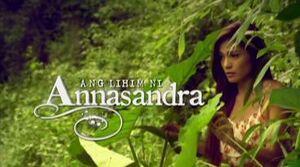 Ang Lihim ni Annasandra titlecard