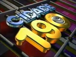 Cidade 190 - Logo 2002