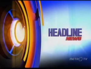 Headline news 2013