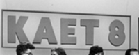KAET Channel 8 logo 1960s