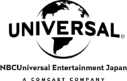NBCUniversal Entertainment Japan Logo with the Comcast Byline