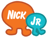 Nick Jr. logo used for Yo Gabba Gabba