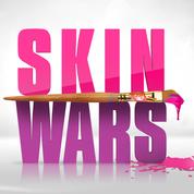 Skin wars logo