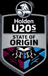 State Of Origin U20s Logo (2017)
