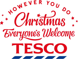 Tesco Christmas 2018