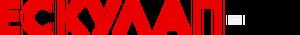 Эскулап-TV (3-ий логотип - красно-черный)
