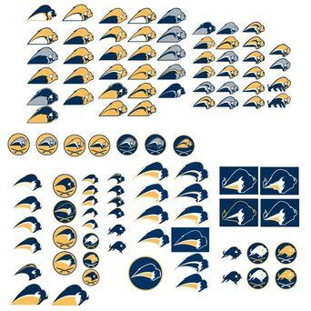 2006-07 Buffalo Sabres logo prototypes by Kris Bazen