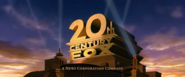 20th Century Fox (1994, Road to Perdition variant)