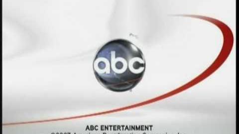 ABC Entertainment I.D. Logo (2007)