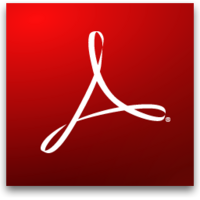 Adobe Reader v8.0 icon