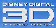 DisneyDigital3D Logo