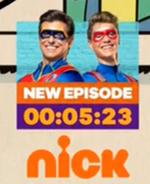 Henry Danger new episode countdown