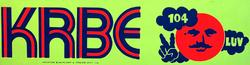 KRBE Houston 1969
