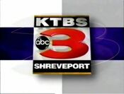KTBS 3 station idpromonewsbreak montage 1986-2016 (Shreveport ABC) 14