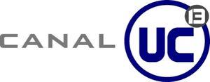 Logo Canal 13 (Jun. 2000 - Oct. 2002)