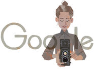 Lola Álvarez Bravo's 117th Birthday