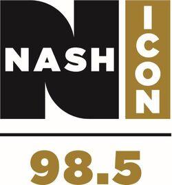 Nash Icon 98.5 WOMG