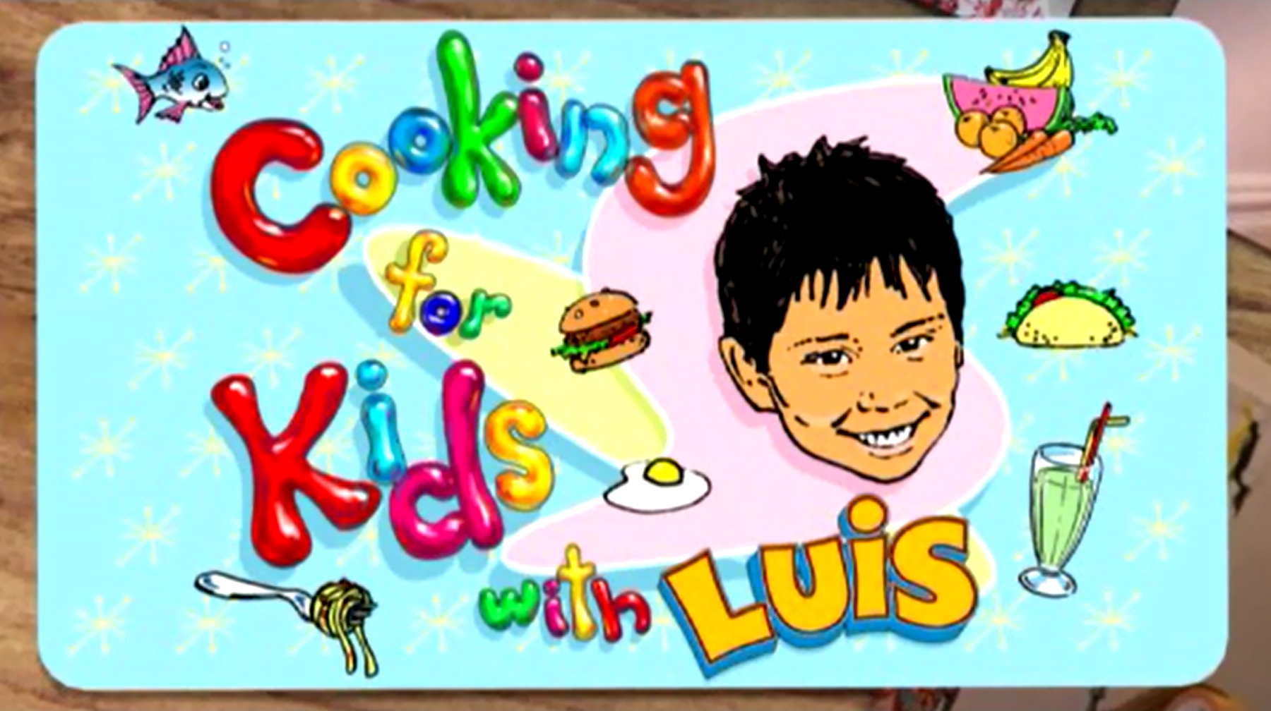 Image - Nickelodeon Nick Jr. Cooking for Kids with Luis Logo.png ...