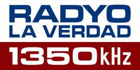 RadyoLaVerdad-1350AM-Logo-2017-v1