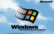 Windows 95 Internet Explorer