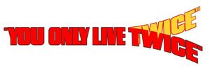You Only Live Twice Logo