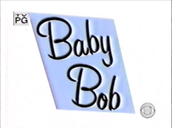 Baby Bob TVPG