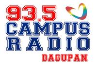 Campus Radio 93.5 Dagupan Logo 2005