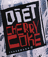 Diet Cherry Coke 1996