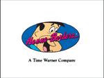 Hanna-Barbera Cartoon Logo (1997) The Flintstones