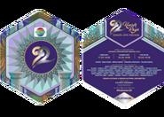 Indosiar 22nd Anniversary Invitation Platinum
